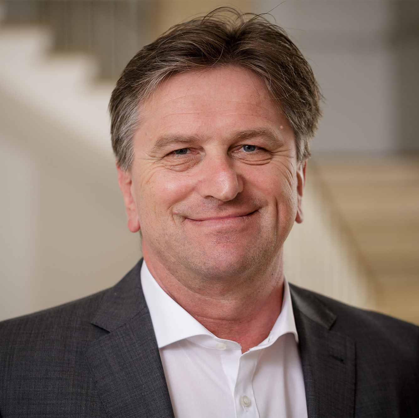 Bild des Ministers für Soziales und Integration Baden-Württemberg Manne Lucha